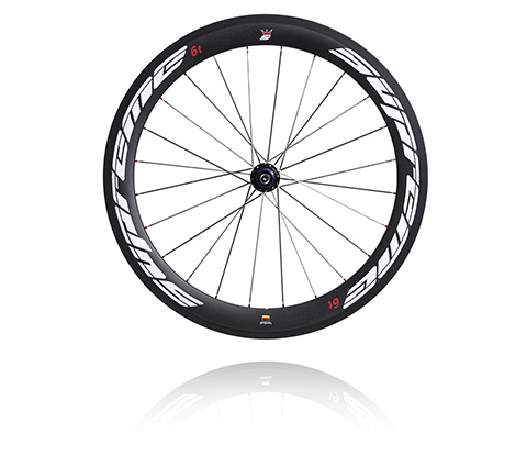 supreme carbon 6t back wheel